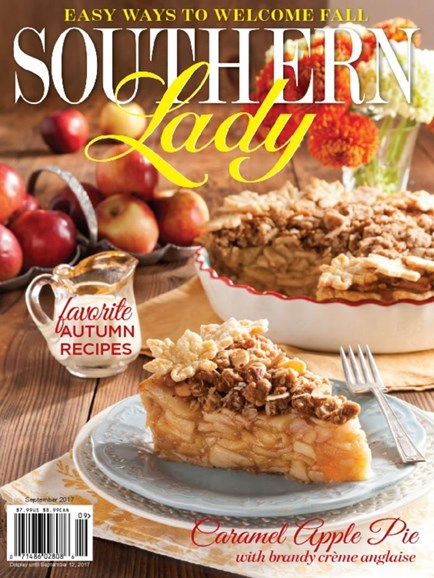Southern Lady Cover - 9/1/2017