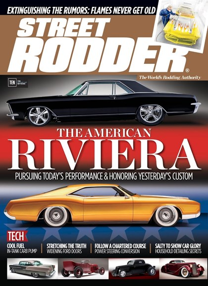 Street Rodder Cover - 10/1/2017