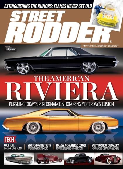 Street Rodder Cover - 10/1/2017
