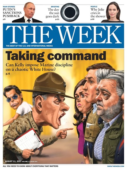 The Week Cover - 8/11/2017