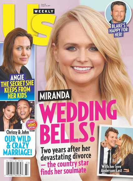Us Weekly Cover - 8/14/2017