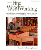 Fine Woodworking Magazine 11/1/2016
