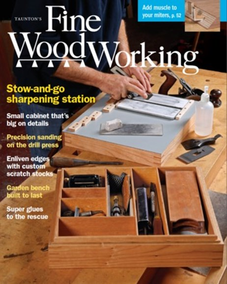 Fine Woodworking Cover - 5/1/2016