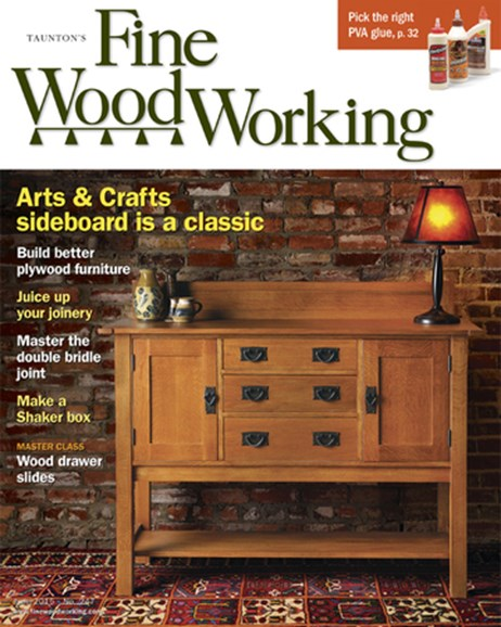 Fine Woodworking Cover - 5/1/2015
