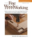 Fine Woodworking Magazine 9/1/2017