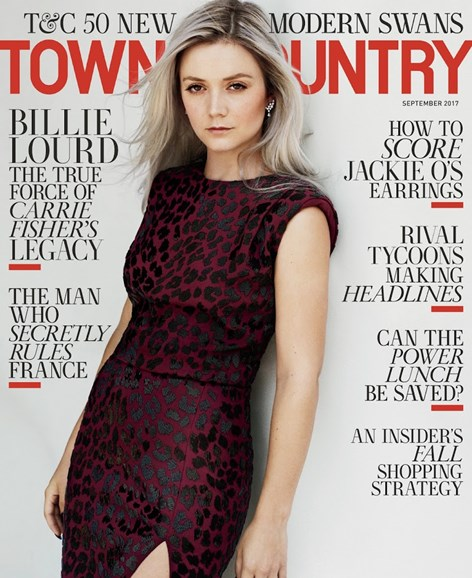 Town & Country Cover - 9/1/2017