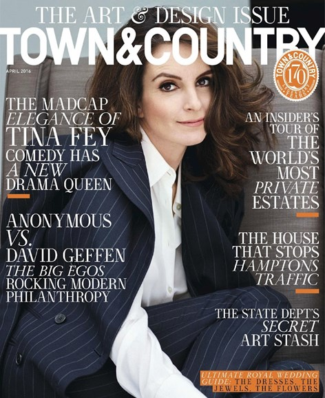 Town & Country Cover - 4/1/2016