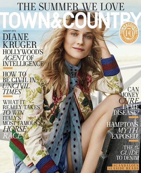 Town & Country Cover - 8/1/2016