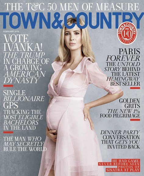 Town & Country Cover - 2/1/2016