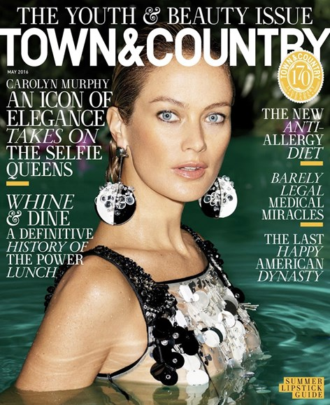 Town & Country Cover - 5/1/2016