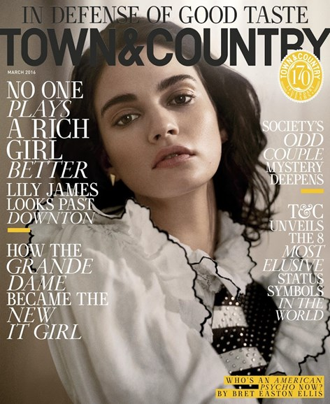 Town & Country Cover - 3/1/2016