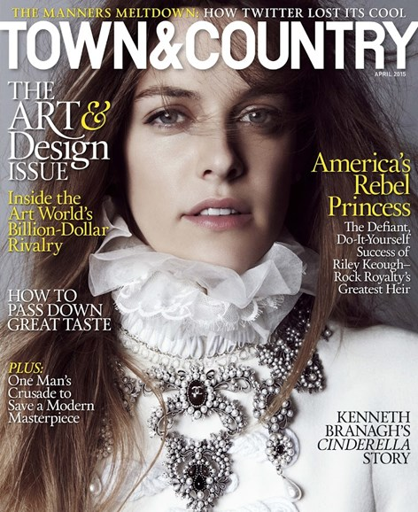 Town & Country Cover - 4/1/2015