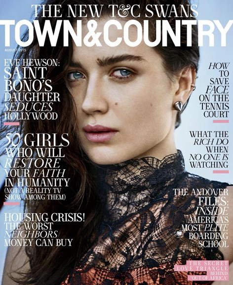 Town & Country Cover - 8/1/2015