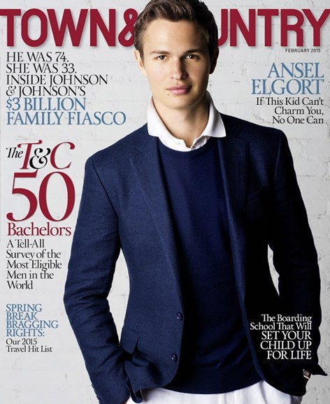Town & Country Cover - 2/1/2015