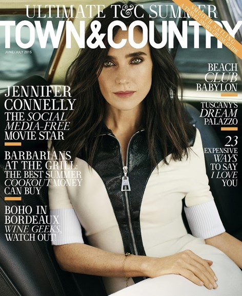 Town & Country Cover - 6/1/2015