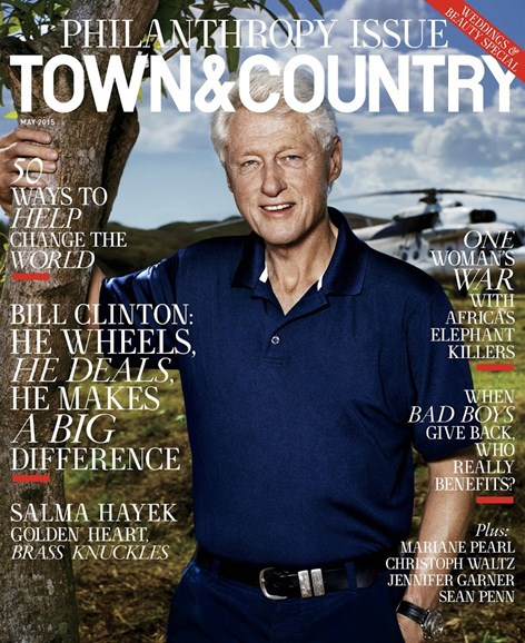 Town & Country Cover - 5/1/2015
