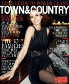 Town & Country Magazine 11/1/2015