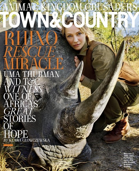 Town & Country Cover - 10/1/2015