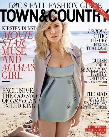 Town & Country Cover - 9/1/2015