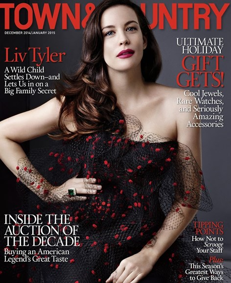 Town & Country Cover - 12/1/2014