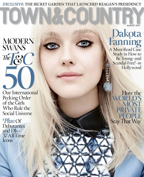 Town & Country Cover - 8/1/2014