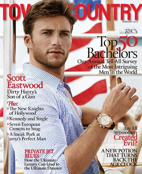 Town & Country Cover - 2/1/2014