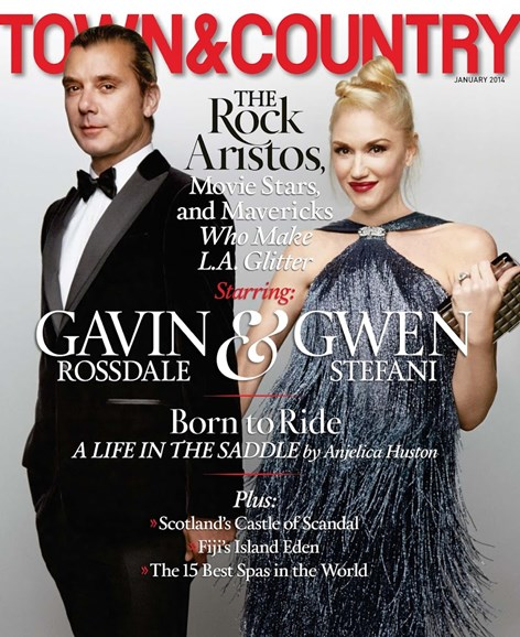 Town & Country Cover - 1/1/2014
