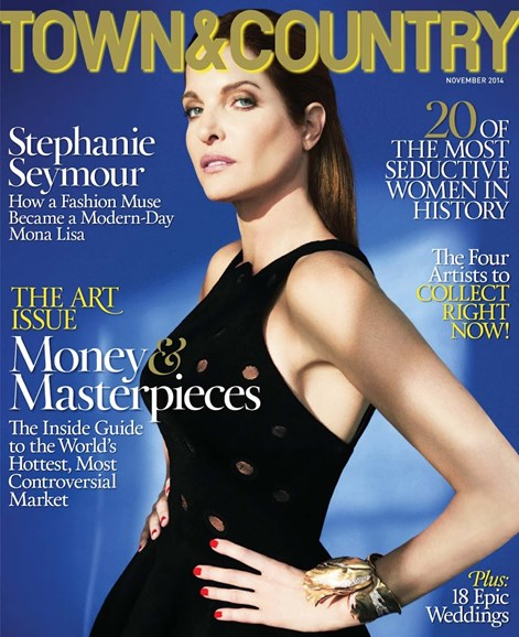 Town & Country Cover - 11/1/2014