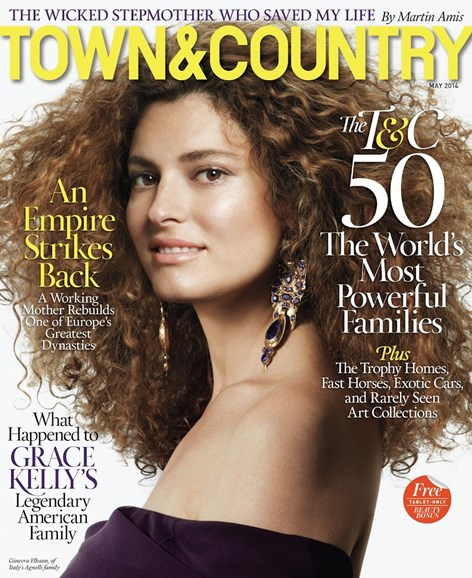 Town & Country Cover - 5/1/2014