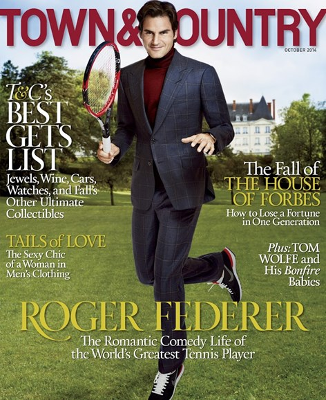 Town & Country Cover - 10/1/2014