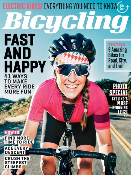 Bicycling Cover - 9/1/2017