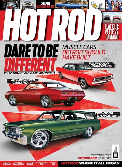 Hot Rod Cover - 10/1/2017