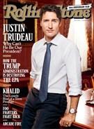Rolling Stone Magazine 8/10/2017