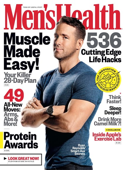 Men's Health Cover - 9/1/2017