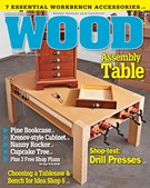 Wood Magazine 9/1/2017