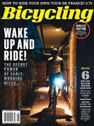 Bicycling Magazine 8/1/2016