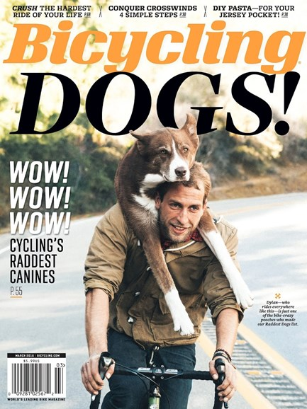 Bicycling Cover - 3/1/2016