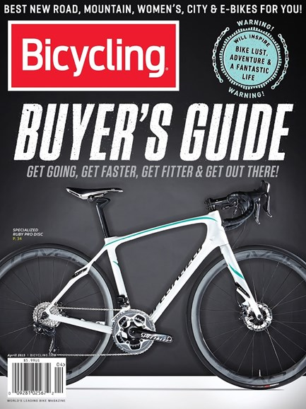 Bicycling Cover - 4/1/2015