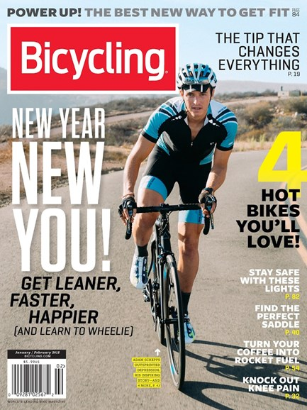 Bicycling Cover - 1/1/2015