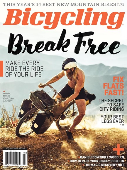 Bicycling Cover - 7/1/2015