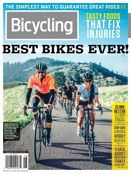 Bicycling Cover - 6/1/2015