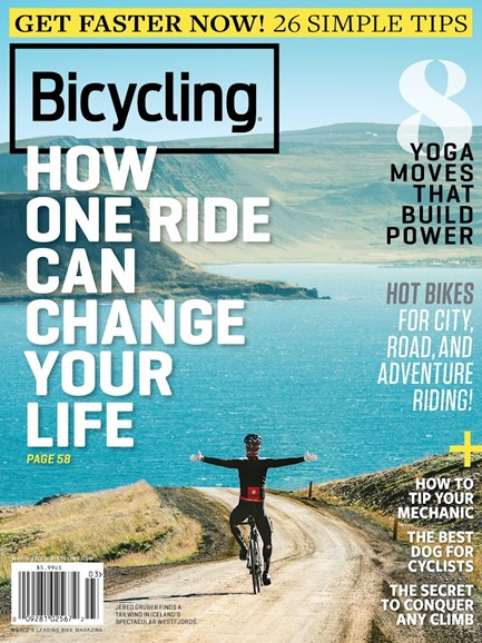 Bicycling Cover - 3/1/2015