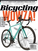 Bicycling Magazine 11/1/2015