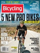 Bicycling Magazine 8/1/2014