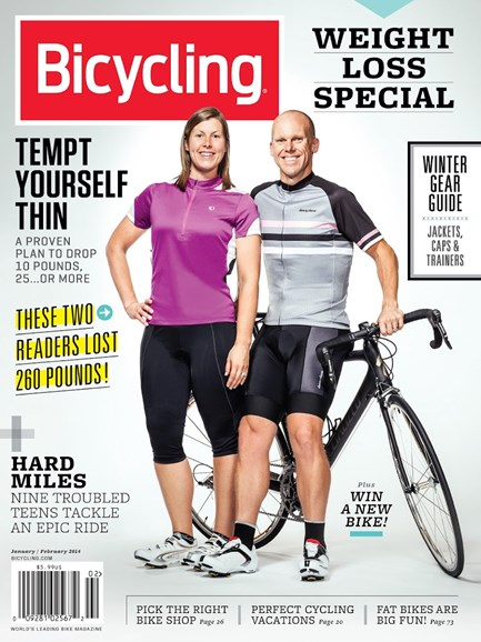 Bicycling Cover - 1/1/2014