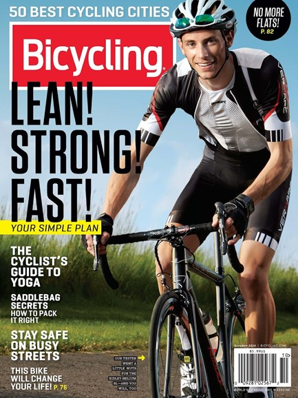 Bicycling Cover - 10/1/2014