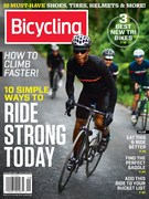 Bicycling Magazine 9/1/2014