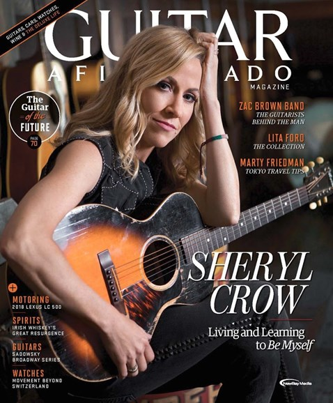 Guitar Aficionado Cover - 7/1/2017