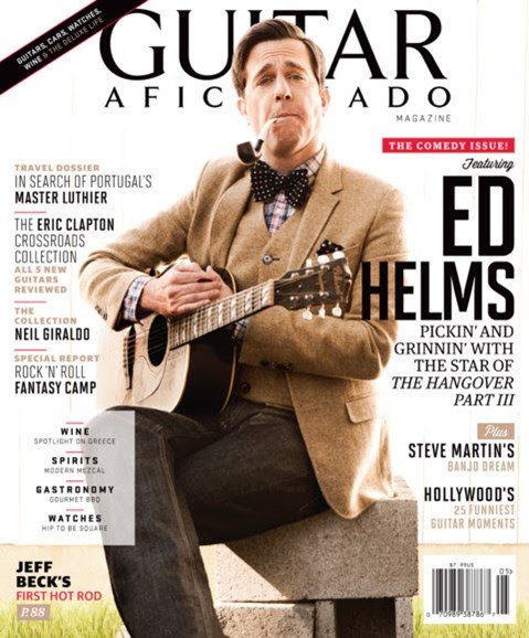 Guitar Aficionado Cover - 5/1/2013