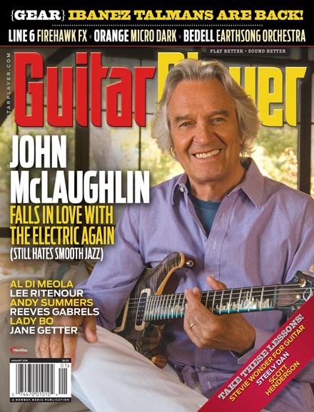 Guitar Player Cover - 1/1/2016